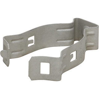 CTH100 - Conduit Clip with Threaded Hole