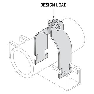 ODSC200EG - Outer Diameter Strut Clamp