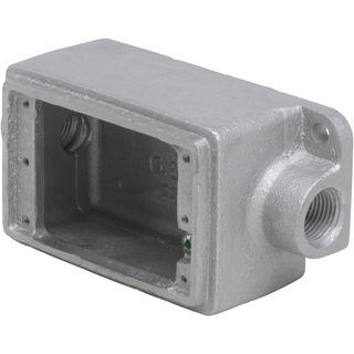 WI FSC50 - Dual Hub Cast Device Box