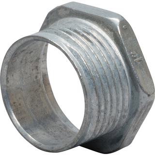 WI L-703 - Conduit Nipple Zinc Die Cast